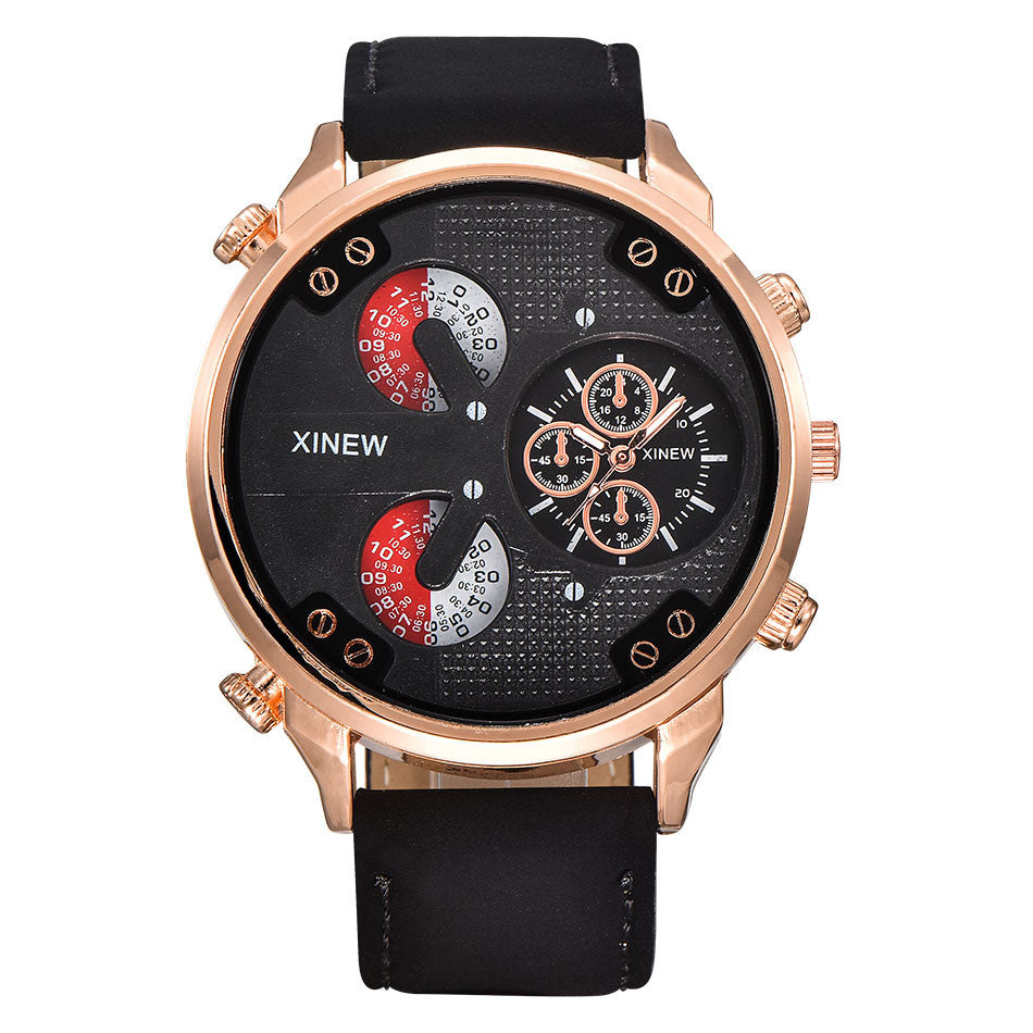 Luxury Men's Auto Mechanical Watch