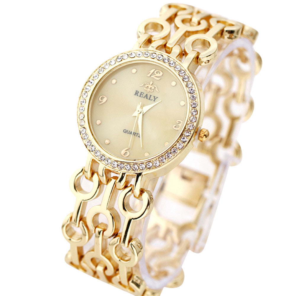 Fashion Strap Bracelet Watch