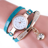 Women's Rhinestone Analog Watches