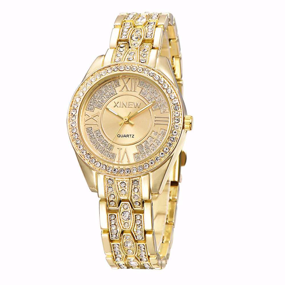 Fashion Women Ladies Analog Watch
