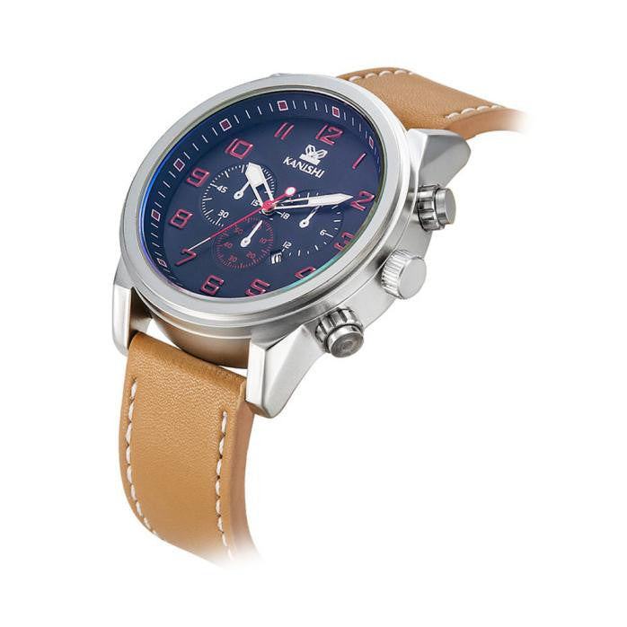 Men's Casual Sports Quartz Watch