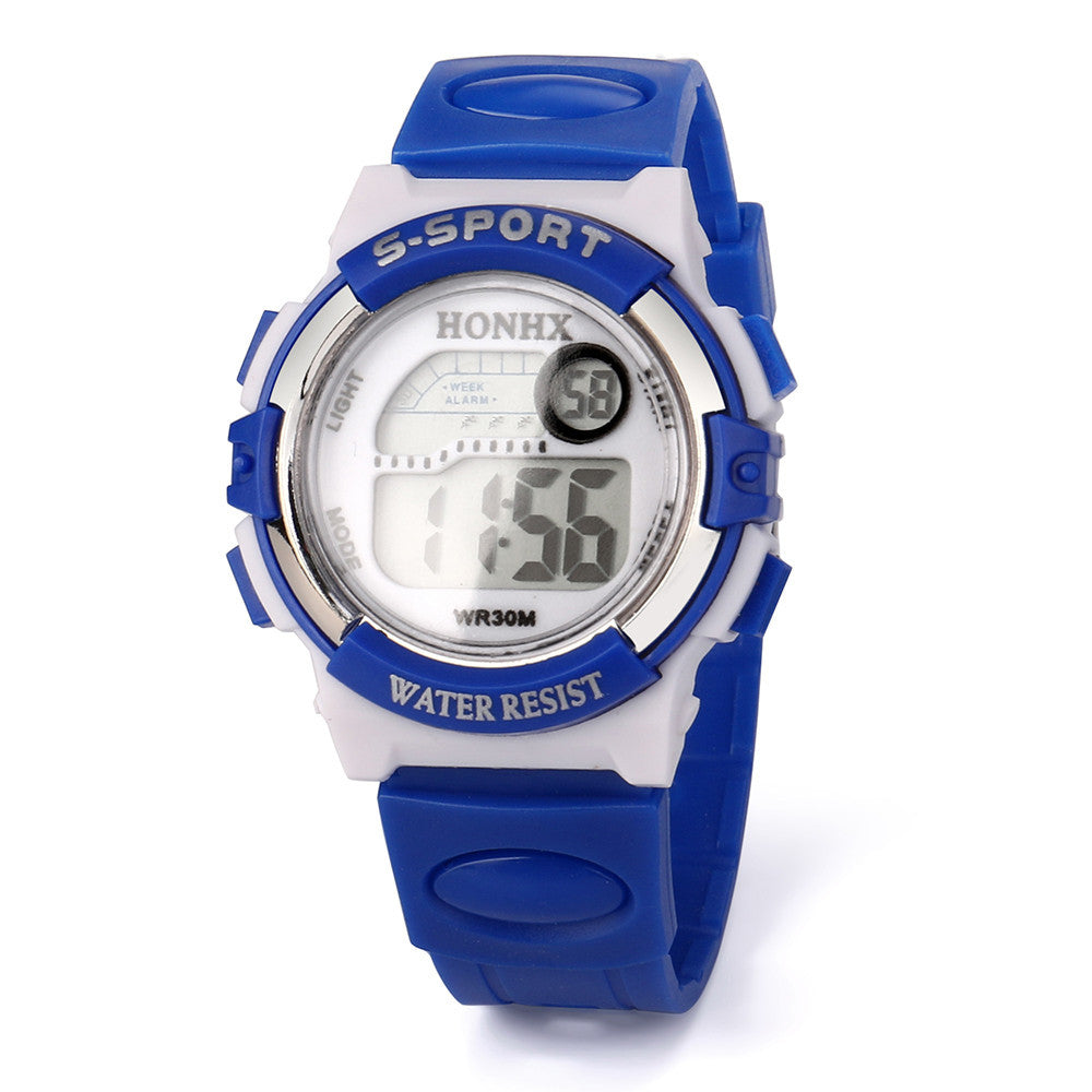 Multifunction Sports Child Wrist Watch