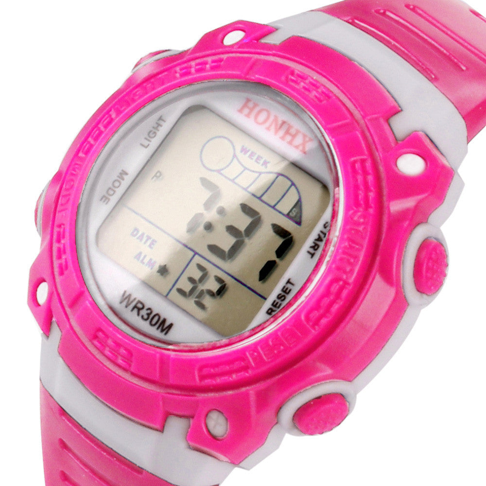 LED Child/Boy's/Girl's Sports Watches