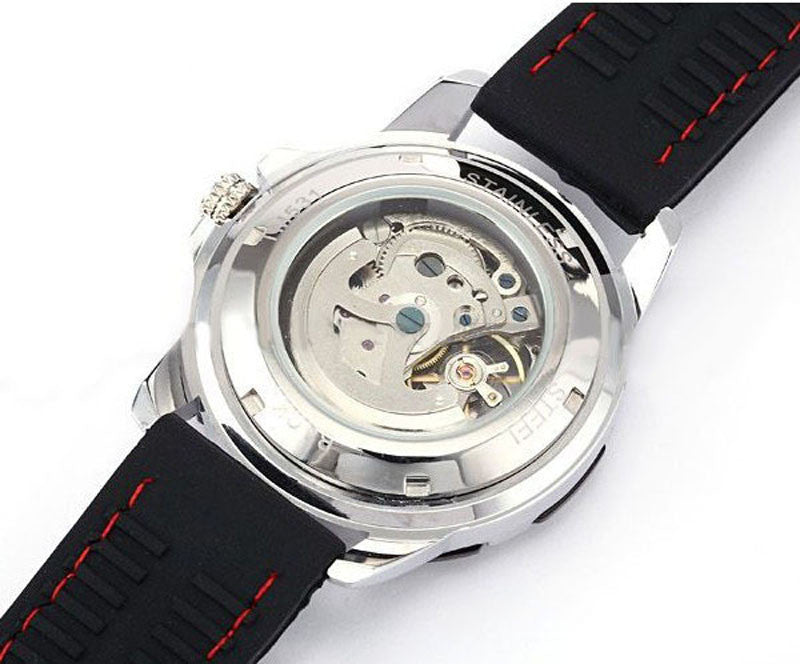 Automatic Winding Mechanical Movement Watch