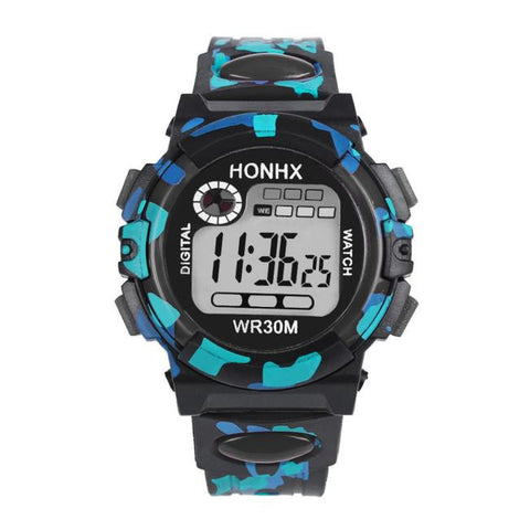 Children's Multifunction Waterproof Watch