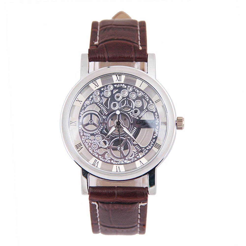 Men's Mechanical Gear Watch
