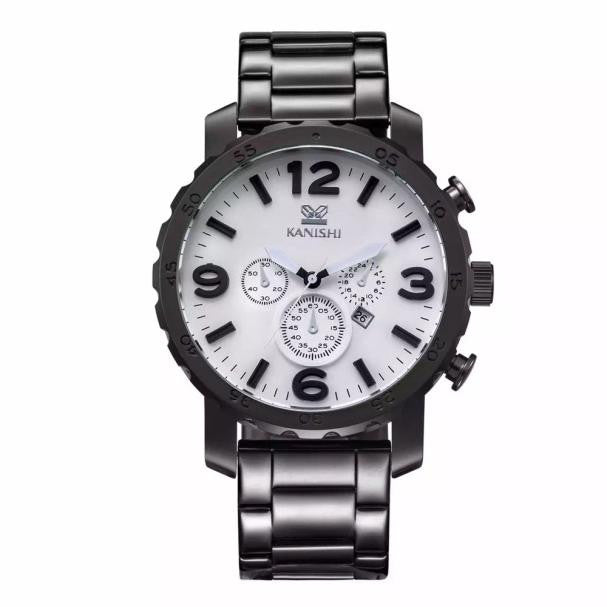 Kanishi Men's Sports Quartz Watch
