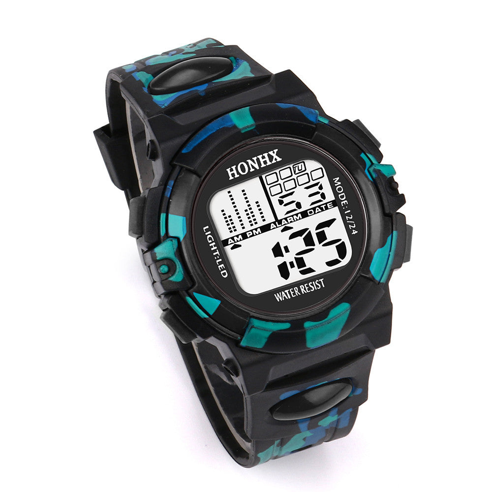 Outdoor Multifunction Waterproof Watches