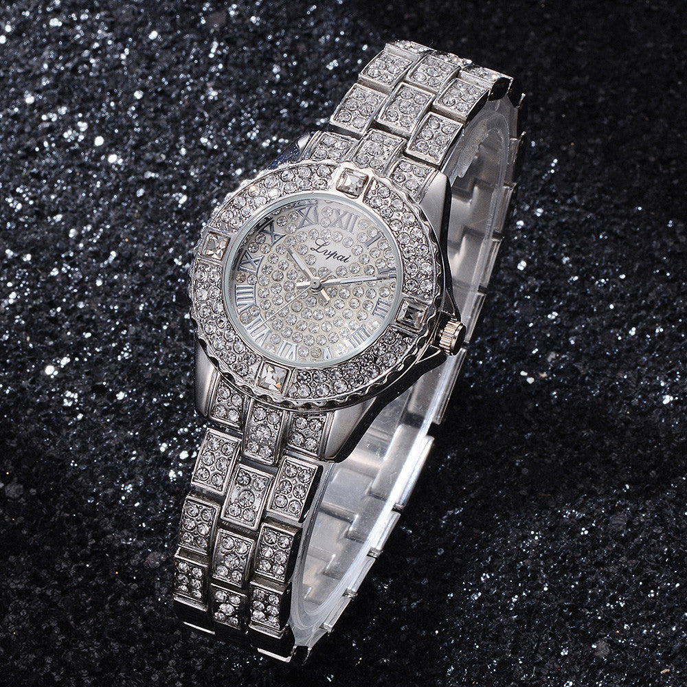 Stylish Women's Quartz Wristwatch