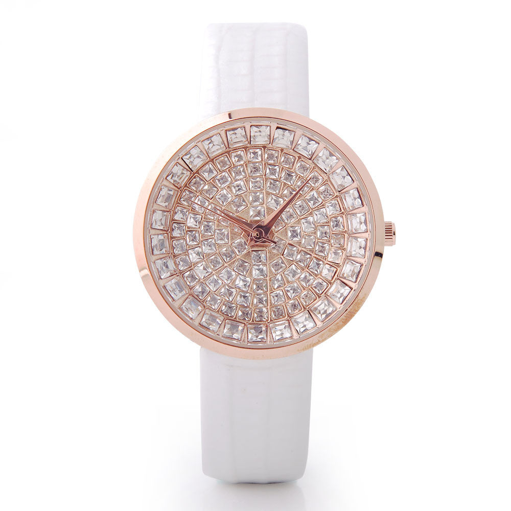Luxury Full Diamond Bling Watch