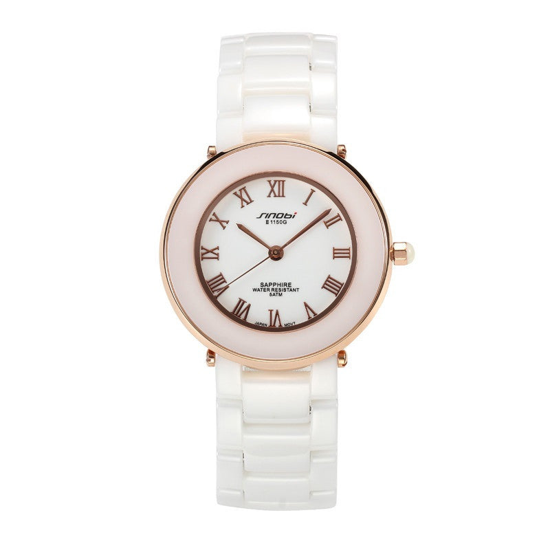 Top Brand Luxury Ceramic Watch