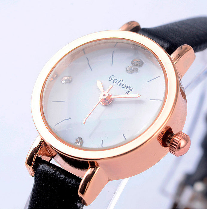 Luxury Rhinestone Women's Watch