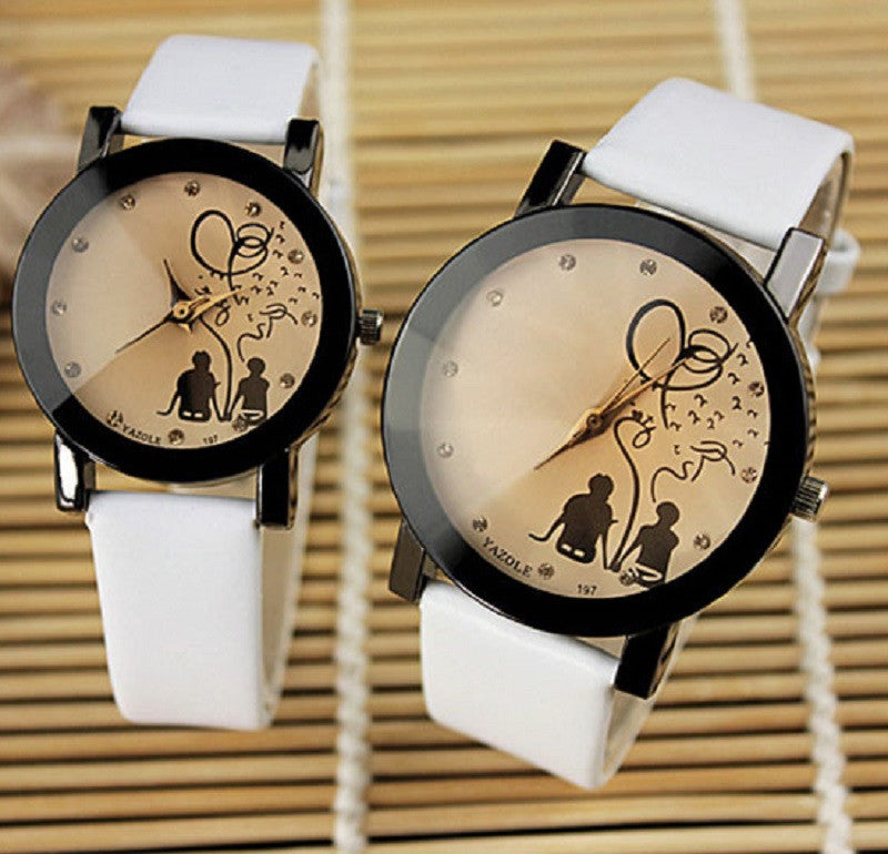 Fashion Romantic Watch for Lovers