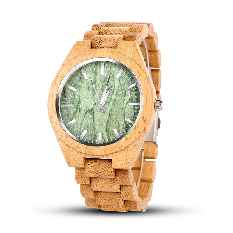Lovers' Fashion Wood Watch