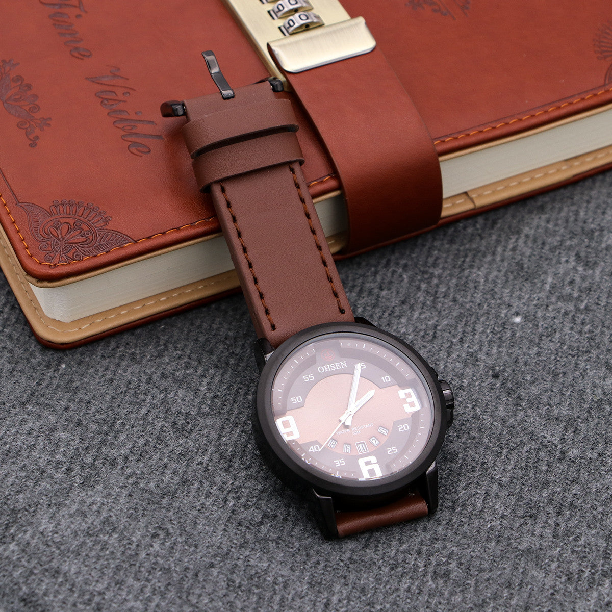 Multifunctional Electronic Watch
