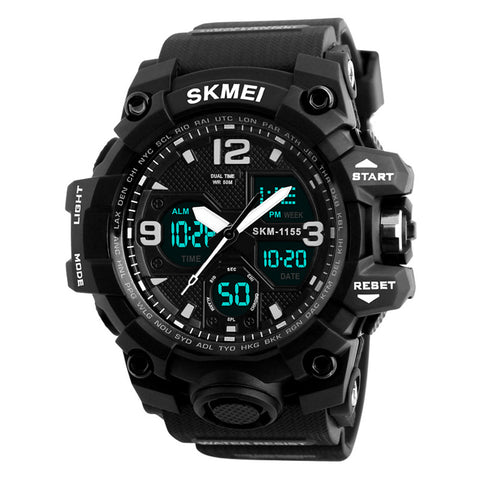 Multifunctional Electronic Watch Waterproof Digital Wristwatches Outdoor Sports Watches