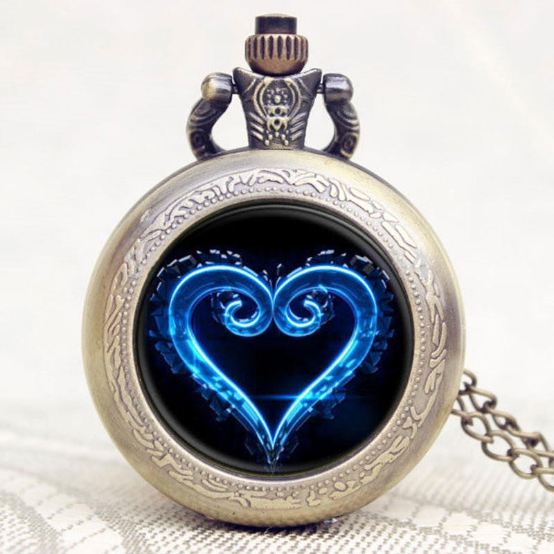 Heart Diy Diy Patch Pocket Watch