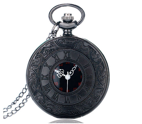 Classic Roman Pocket Watch