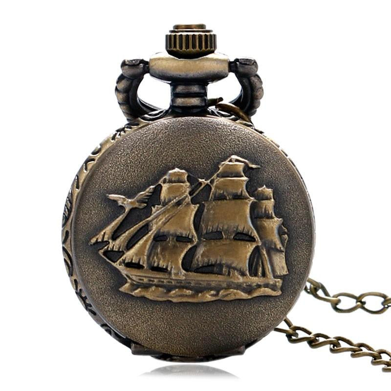 Men & Women Small Pocket Watch