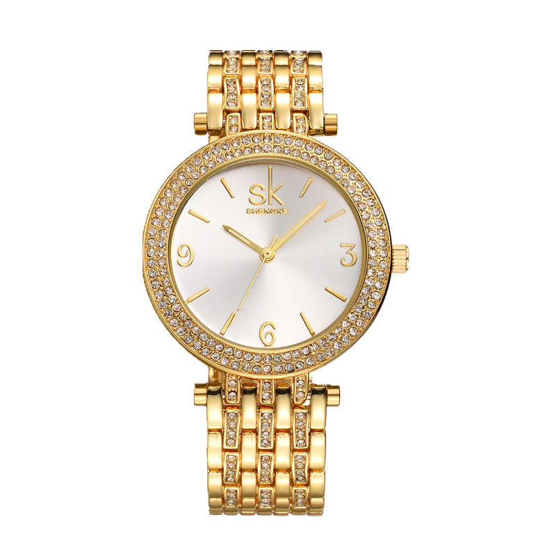 Luxury Diamond Ladies Watches