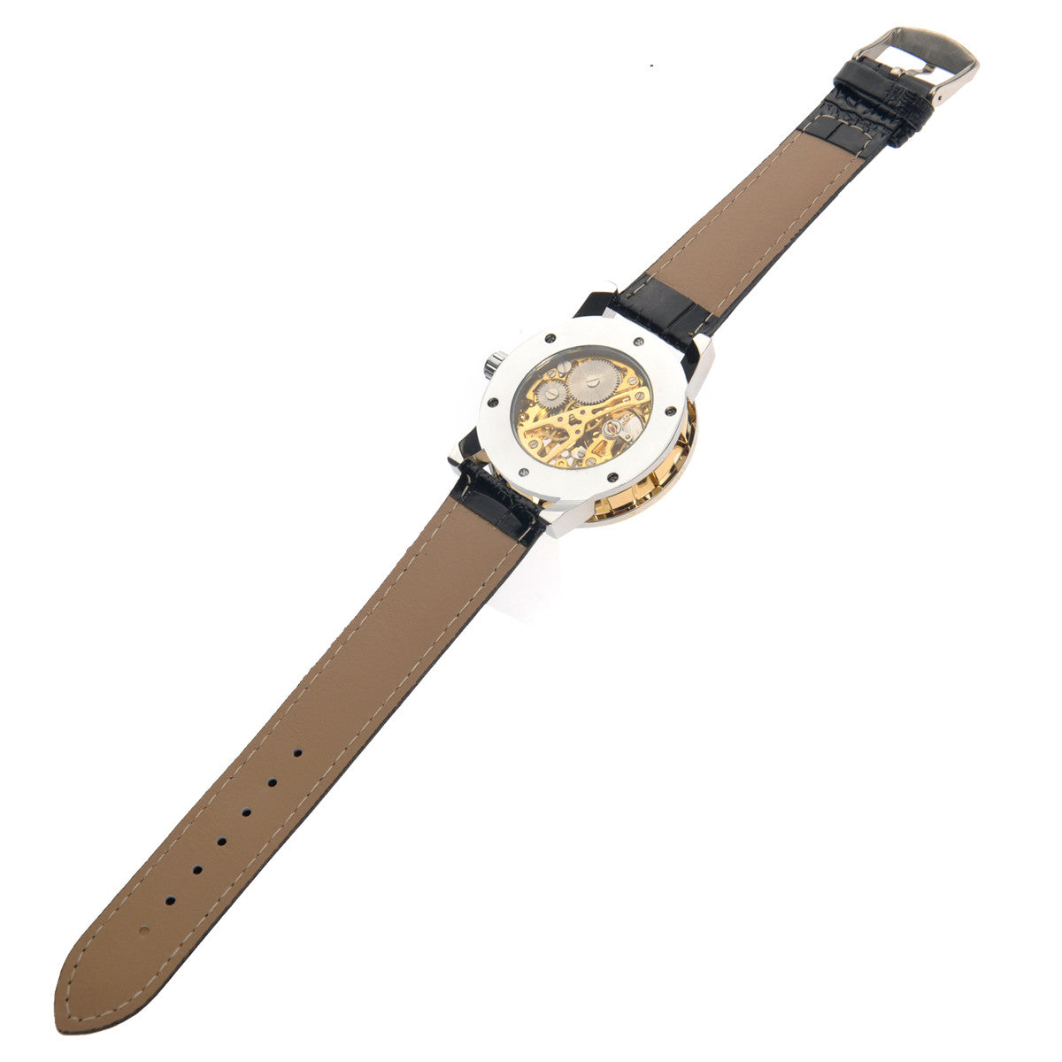 Men's Hollow-out Wrist Watch