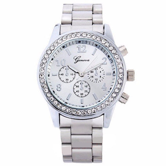 Sophisticated Elegant Quartz Watch