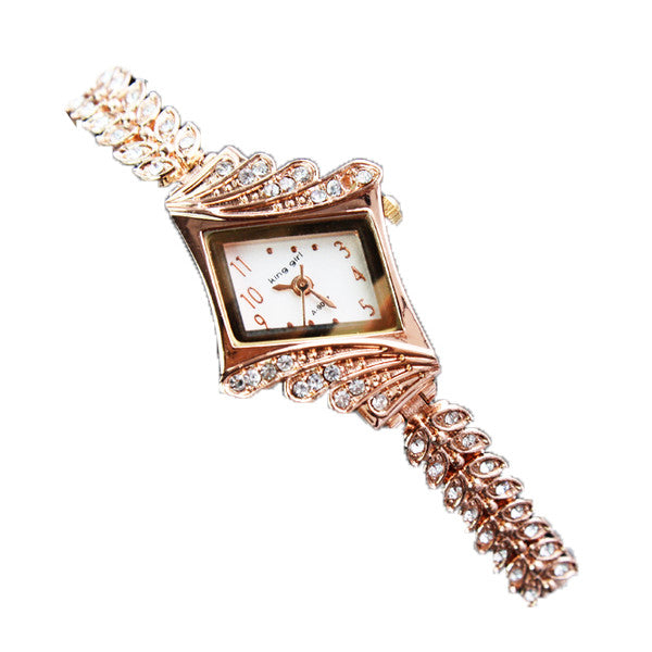 Women's Crown Titanium Watch