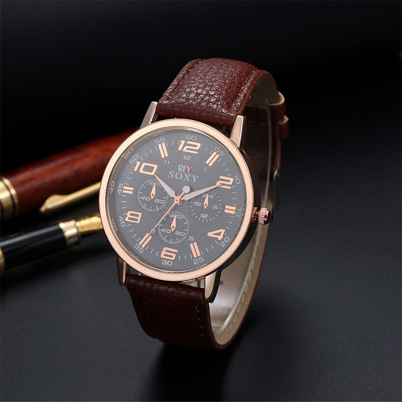 Sports Men's Quartz Watch