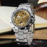 HQ Automatic Mechanical Wrist Watch