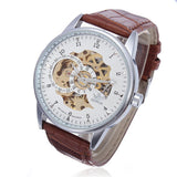 Men's Auto Mechanical Wrist Watch