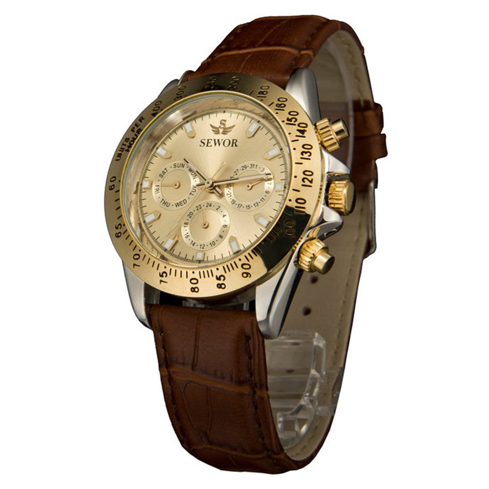 Men's Automatic Mechanical Wristwatch