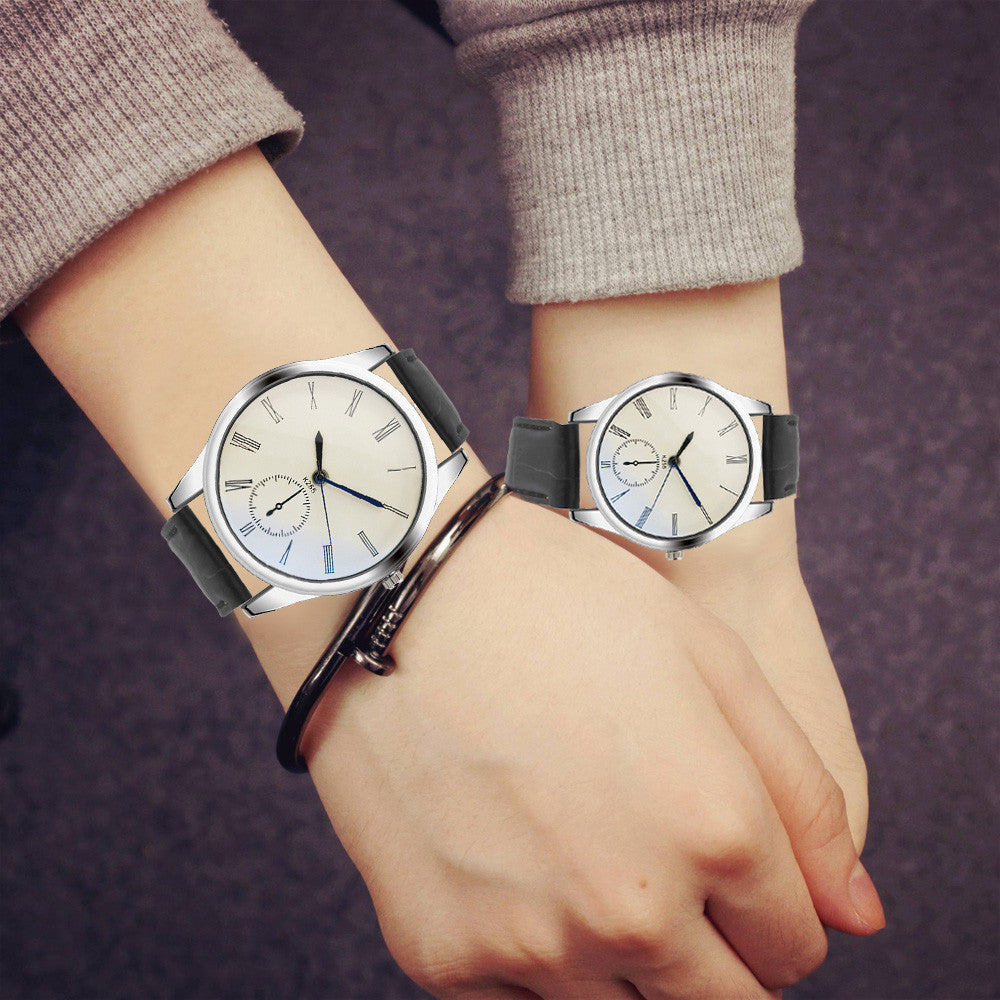 Fashion Women's Men's Watch