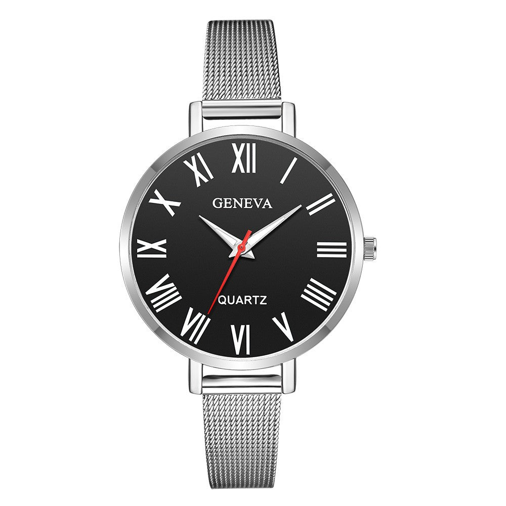 Fashion Unisex Analog Quartz Watch