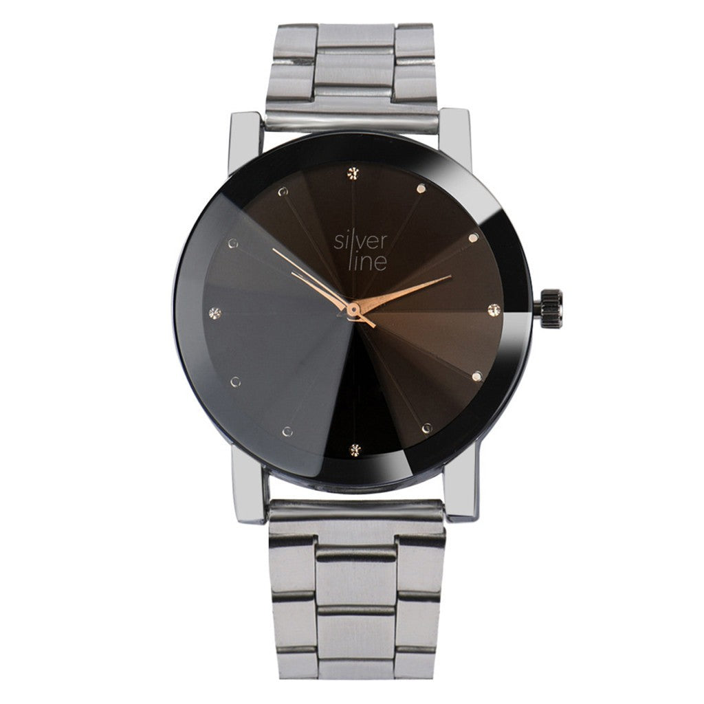 Fashion Men/Women Crystal Watches