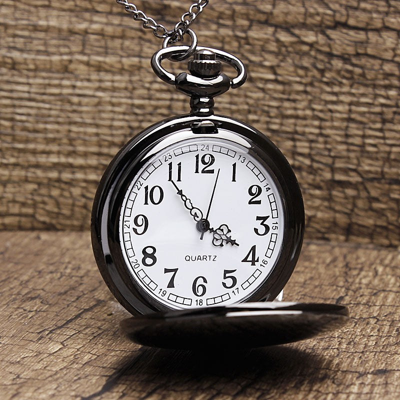 Classic Smooth Pocket Watch