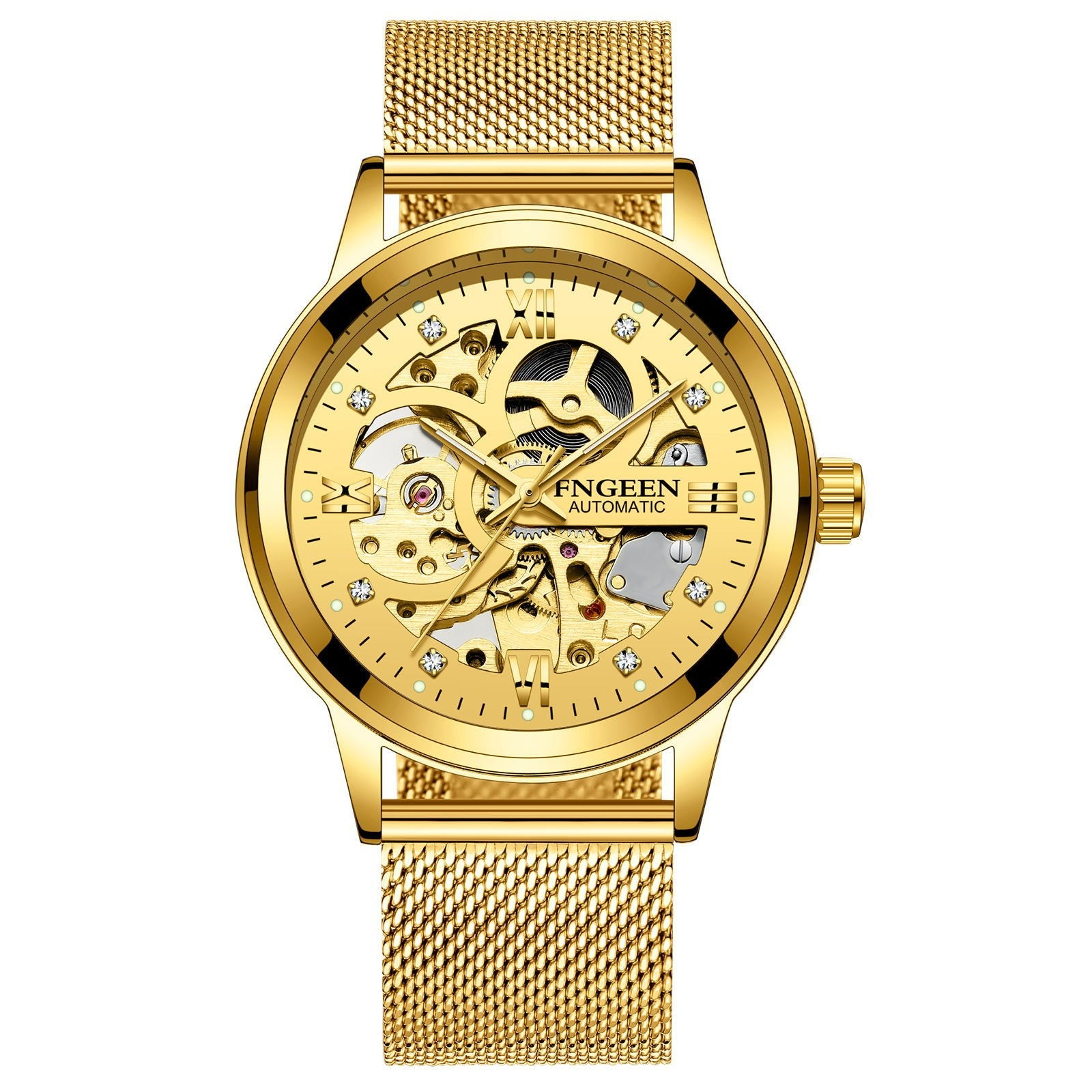Luxury Sports Men's Watch