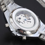 Fashion Steel Hollow Auto Mechanical