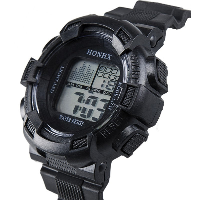 Student Men's Electronic Watch
