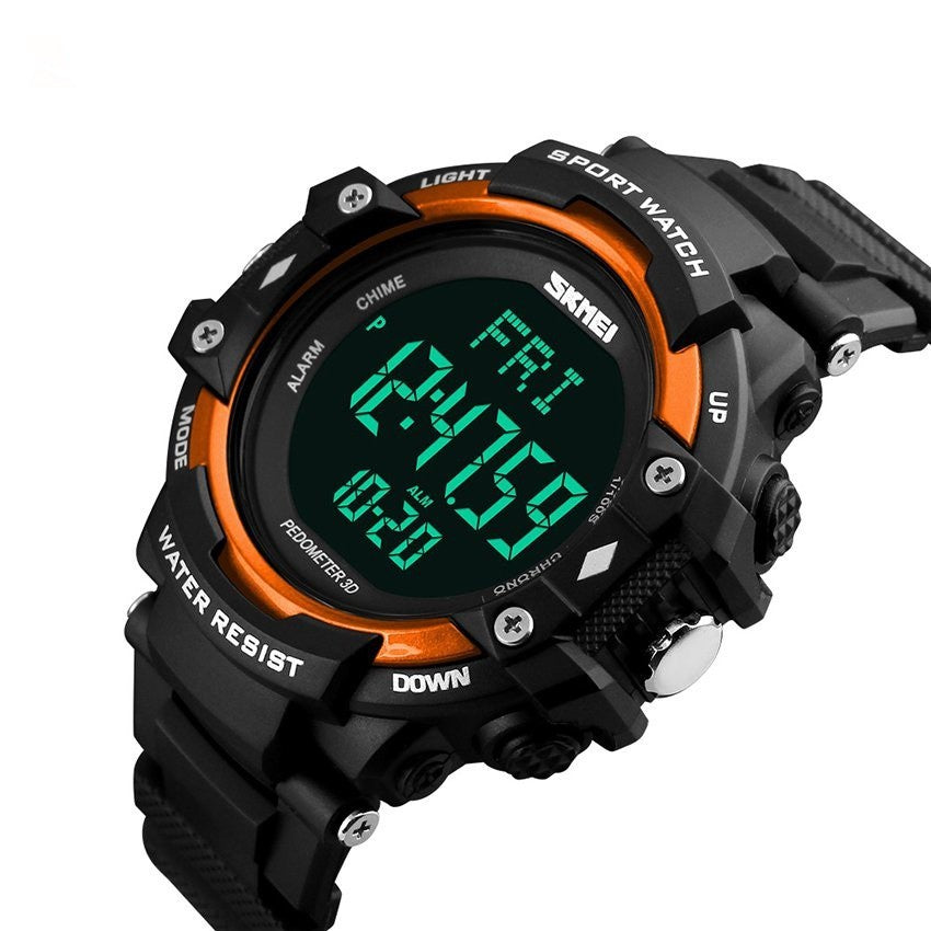 Multi-Function Pedometer Sports Watch