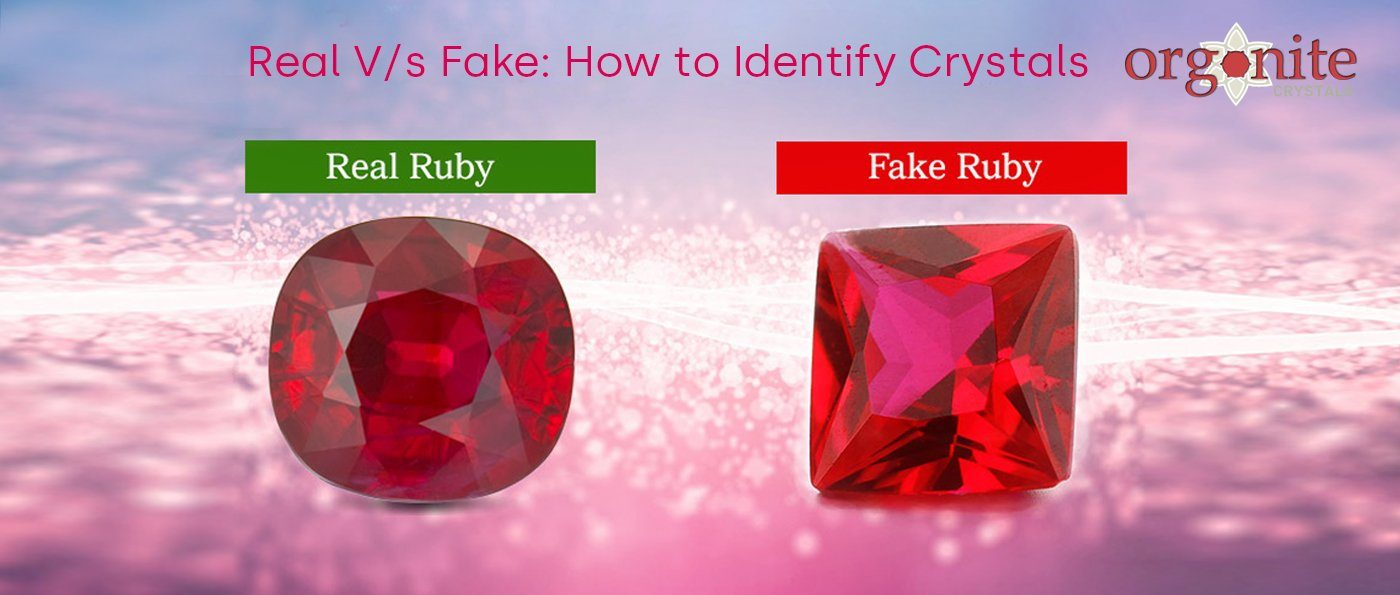 Real v/s Fake: How To Identify Crystals
