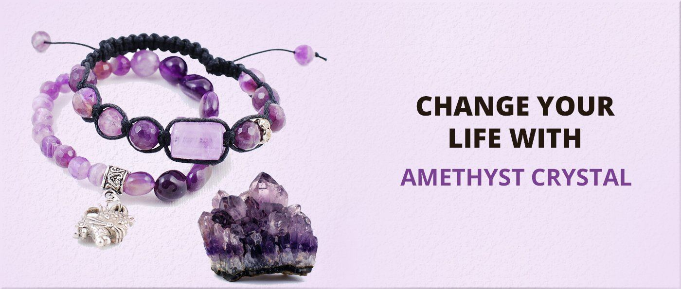 Change your life With Amethyst- The 1000 year old Crystal