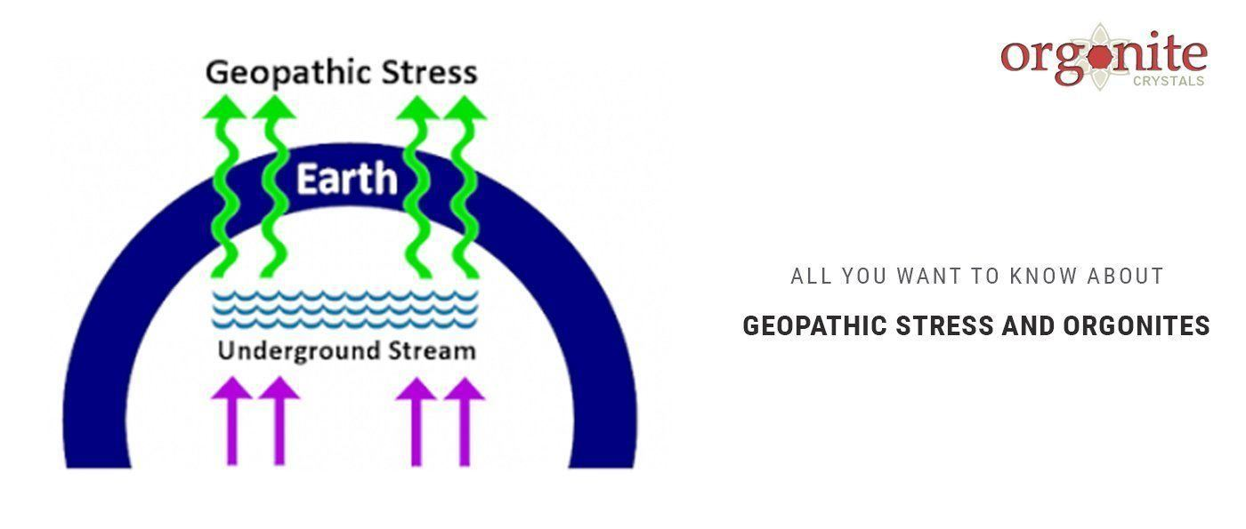 All You Want To Know About Geopathic Stress And Orgonites