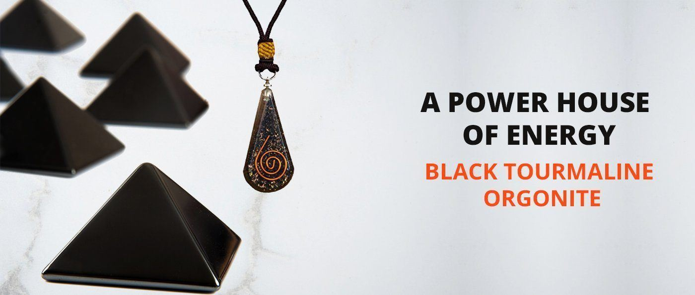 Black Tourmaline Orgonite- A Power House of Energy
