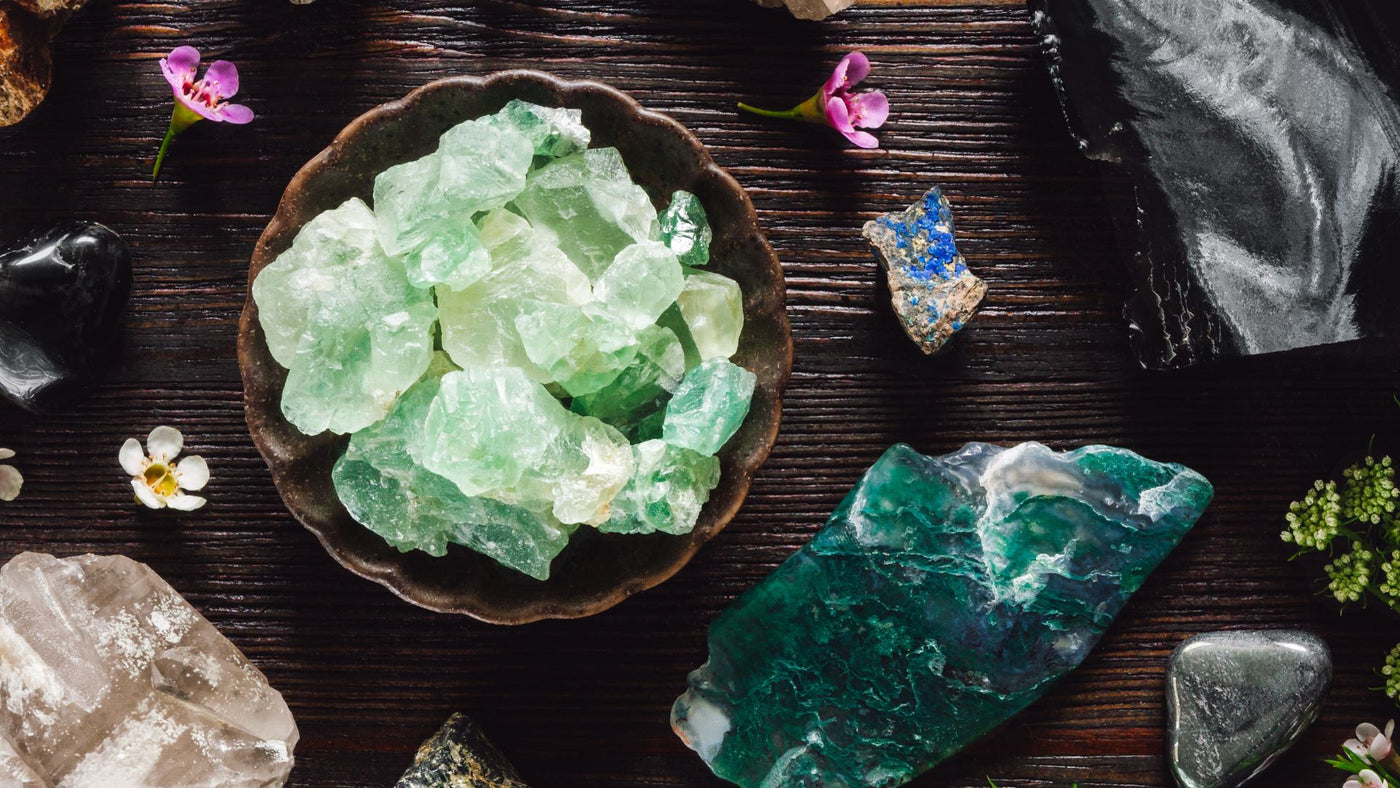 Crystals and Gemstones for Capricorn Zodiac Sign