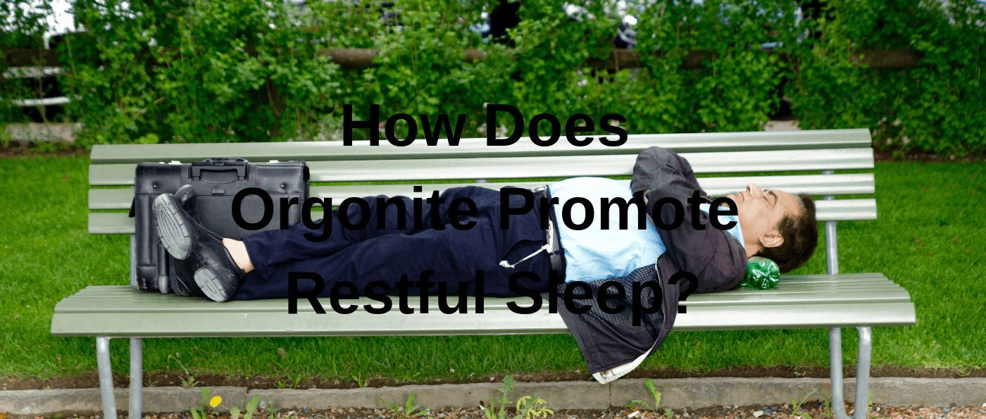 How Does Orgonite Promote Restful Sleep?