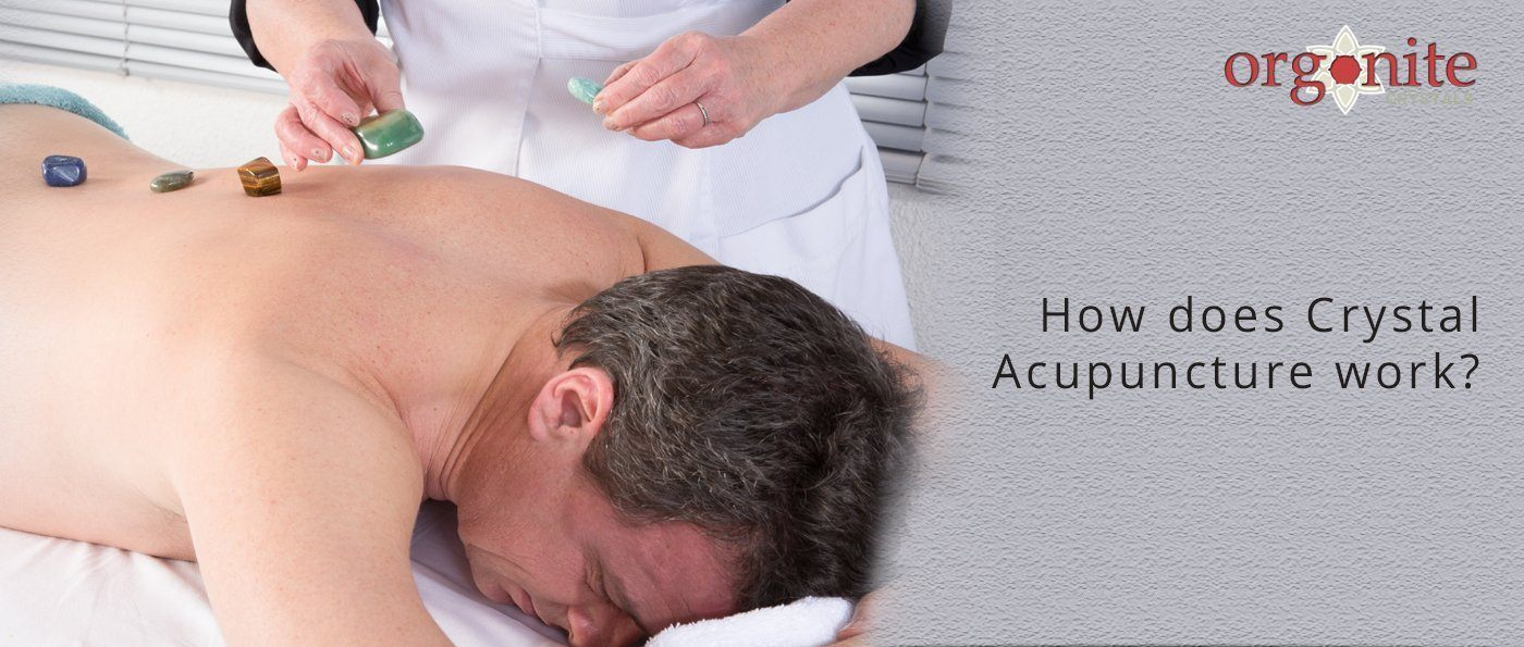 How Does Crystal Acupuncture Work?