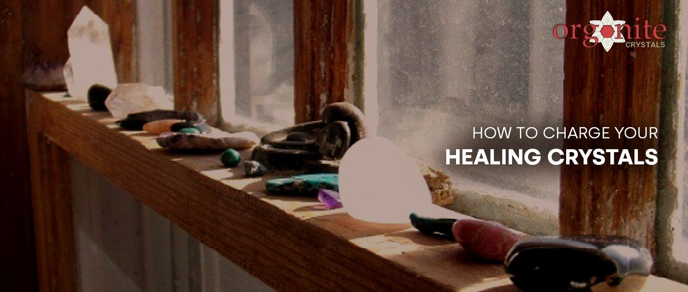 How To Charge Your Healing Crystals