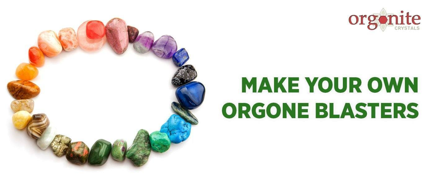 Make Your Own Orgone Blasters