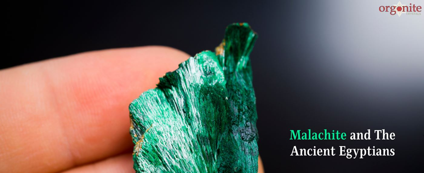 Malachite and The Ancient Egyptians