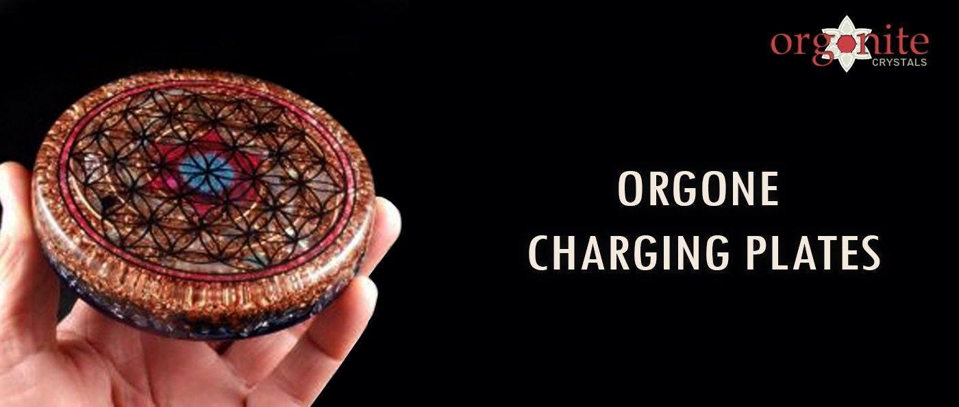 Orgone Charging Plates